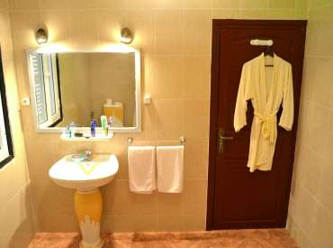 Suite douche